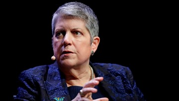 UC President Janet Napolitano announces plans to step down