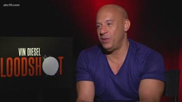 Mark S. Allen chats with Vin Diesel about new film 'Bloodshot'