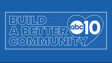 Join ABC10 in Helping to Build a Better Community