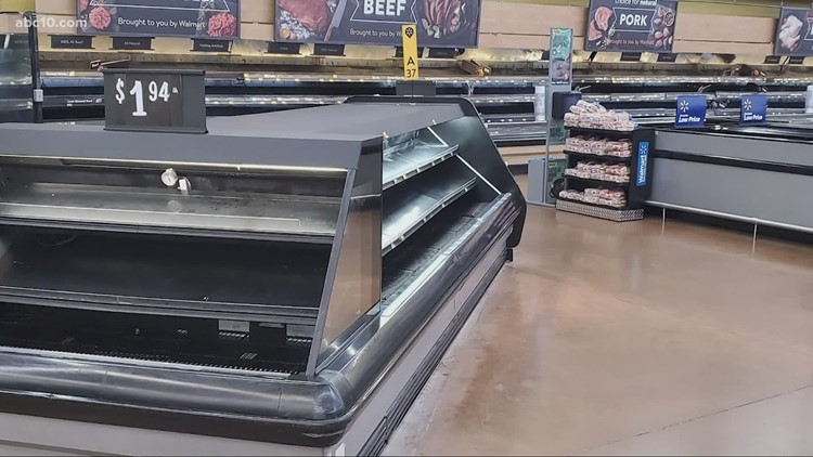 Verify: Did Walmart in West Sacramento throw out food because of hot temperatures?