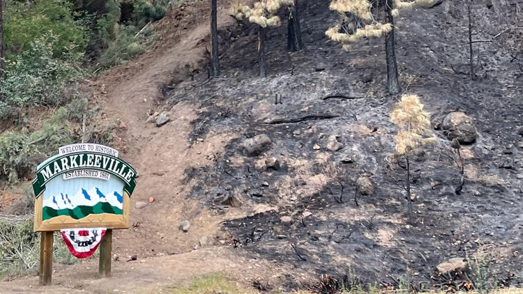 Alpine County lifts some evacuation orders in Tamarack Fire | Evacuations, maps, updates