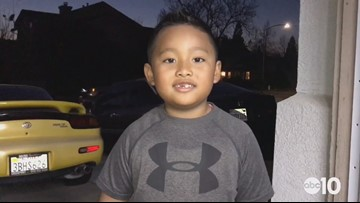 New Years Resolution, 6-year-old weightlifter from Rancho Cordova showcases skills