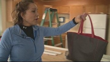 Stockton woman kicked out of thrift store for carrying a large purse. Is that legal?