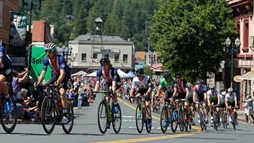 2019 Amegn Tour of California: Traffic delays for Stockton