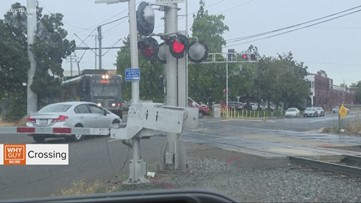 Why Guy: Why do drivers ignore crossing signals at train tracks?