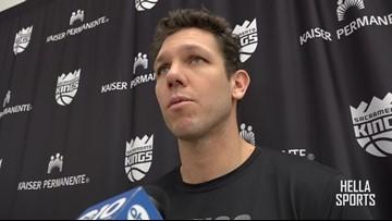 Sacramento Kings coach Luke Walton anticipates Bogdan Bogdanovic returning vs. Utah Jazz