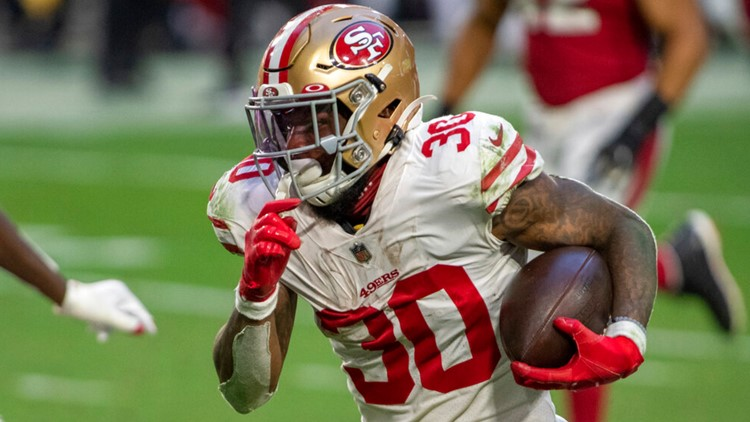 49ers RB Wilson to miss start of season with knee injury