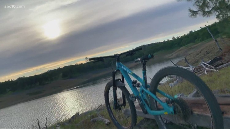 Local mountain biker is making Northern California's trails famous
