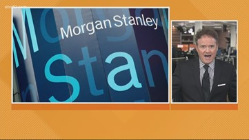 Business Headlines: Morgan Stanley buying E-Trade for $13 billion