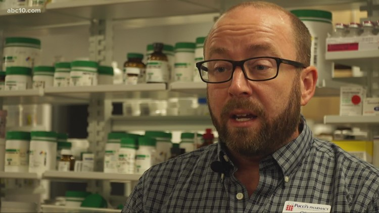 Vaccine Booster Shot: FDA's approval of Pfizer booster shot overwhelms Sacramento pharmacist