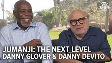 Jumanji: The Next Level   Danny DeVito & Danny Glover   Extra Butter