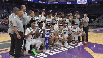 St. Mary's Rams, Sheldon Huskies win CIF Sac-Joaquin Section Championships in Sacramento