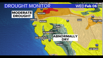 You won't believe which parts of the Central Valley are still in a drought!
