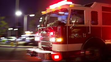 50 acre fire in Rancho Cordova started as controlled burn