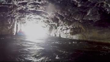 Bartell's Backroads: Rafting California's underground rapid