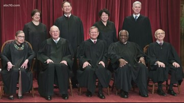 Connect the Dots: SCOTUS
