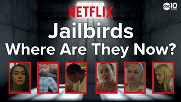 Jailbirds Cast: Where are They Now? | What's happened since the Netflix series wrapped