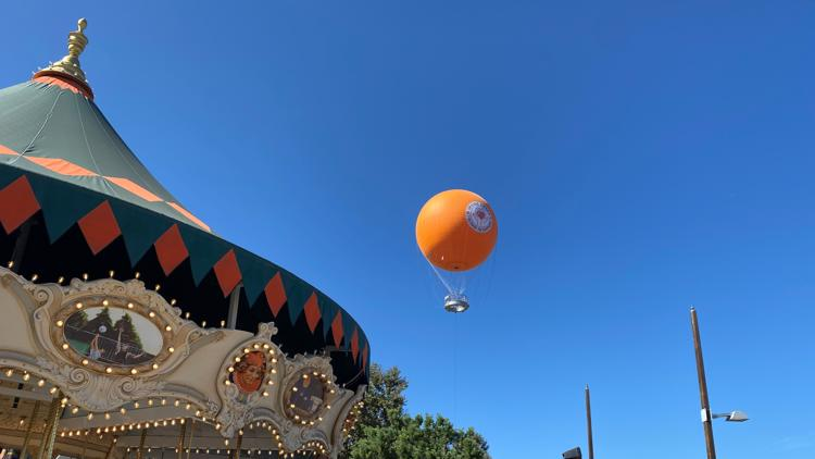 Riding the big orange ball in the sky | Bartell's Backroads