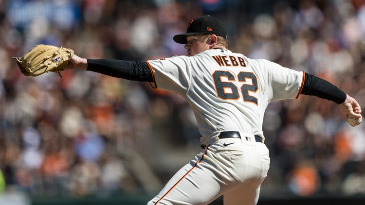 10 things to know about San Francisco Giants' pitcher Logan Webb