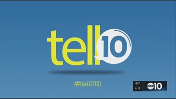 #Tell10: Disabled parking placards, hiker rescues & lego homes