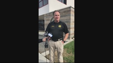 Stanislaus County Sheriff discusses death of deputy during car chase