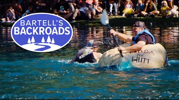 It's the great pumpkin regatta | Bartell's Backroads