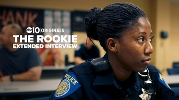 Life for a rookie police officer: An extended interview