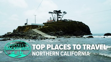 The top 15 places to travel,  in Northern California, in 2020   Bartell's Backroads