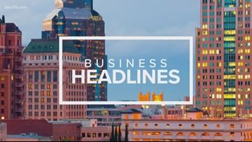 Business Headlines: Amazon HQ2 offers, Samsung's folding screen and McDonald's donut sticks