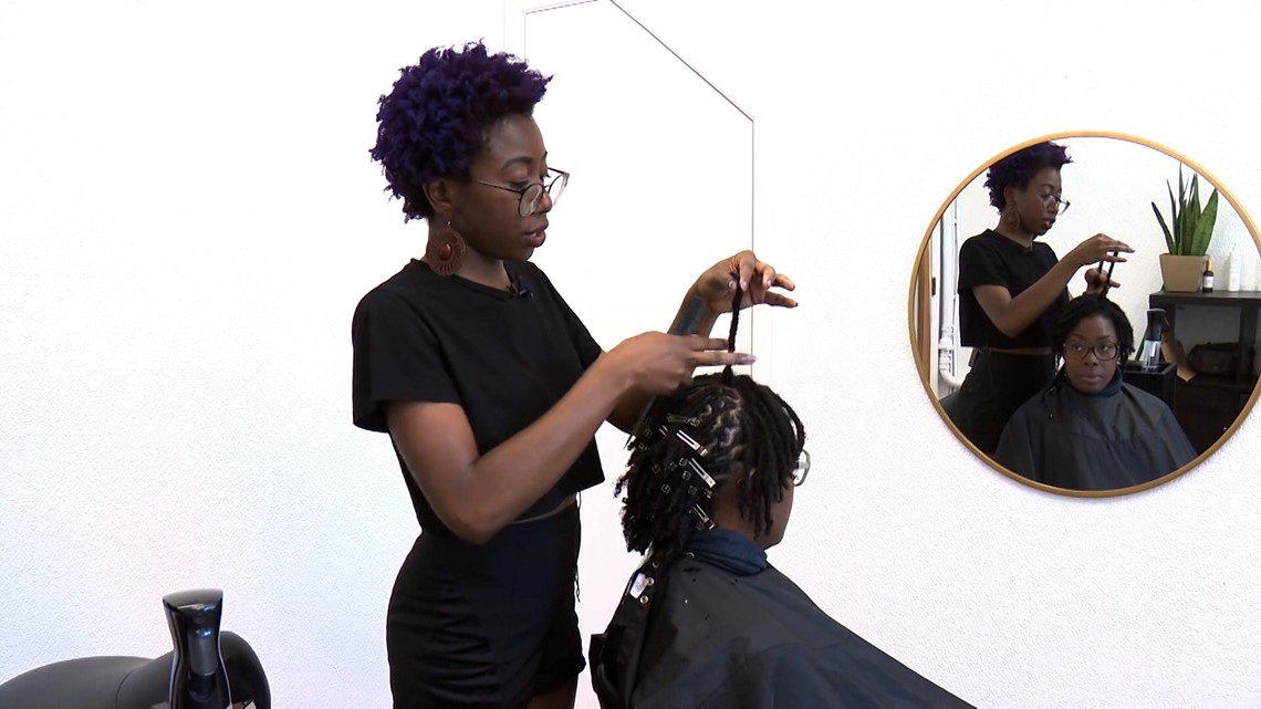 Crown Act protects black people from hair discrimination | EXTENDED INTERVIEW