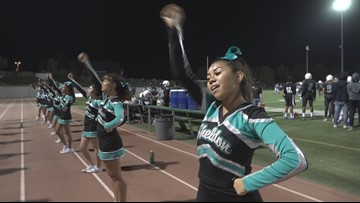 The Sheldon Huskies beat the Modesto Panthers in the Sac-Joaquin Section Playoffs ' HIGHLIGHTS