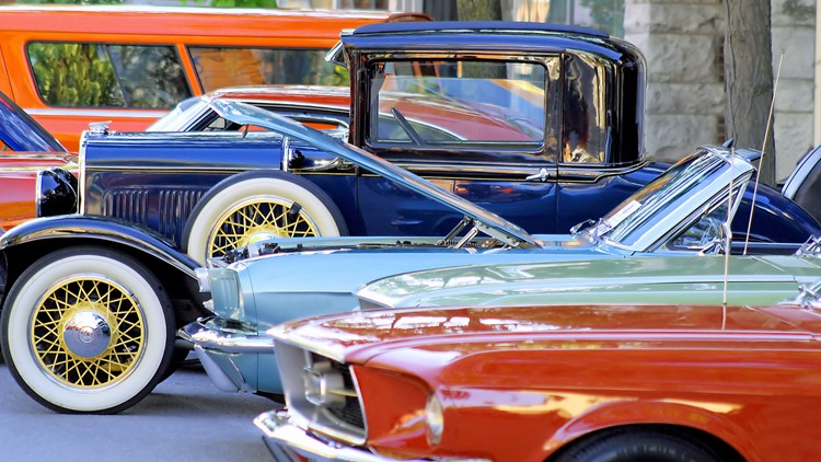 'There aren't too many that are much bigger' | Turlock Swap Meet cruising back to county fairgrounds