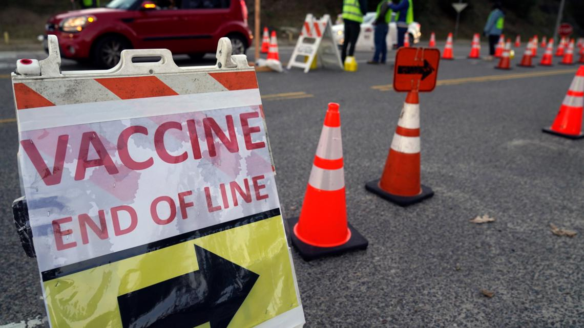 How to get the coronavirus vaccine in Northern California counties