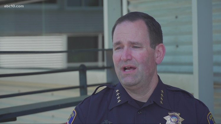 How Roseville's new police chief plans to lead the department