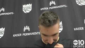 Bogdan Bogdanovic on heading into 3rd NBA season with Kings