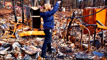 FEMA 'will not address all housing needs' for Camp Fire survivors