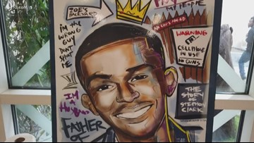 Community members reflect on the death of Stephon Clark one year later