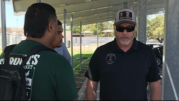 Sierra College head football coach shares thoughts on player shot, killed in Fair Oaks