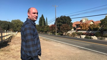 Orangevale residents desperate for a solution to 'reckless, dangerous' neighborhood road
