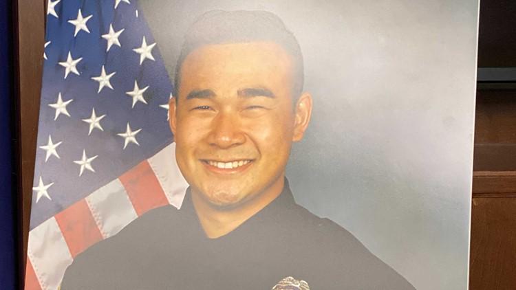 Slain in the line of duty: Who was Stockton Police Officer Jimmy Inn?