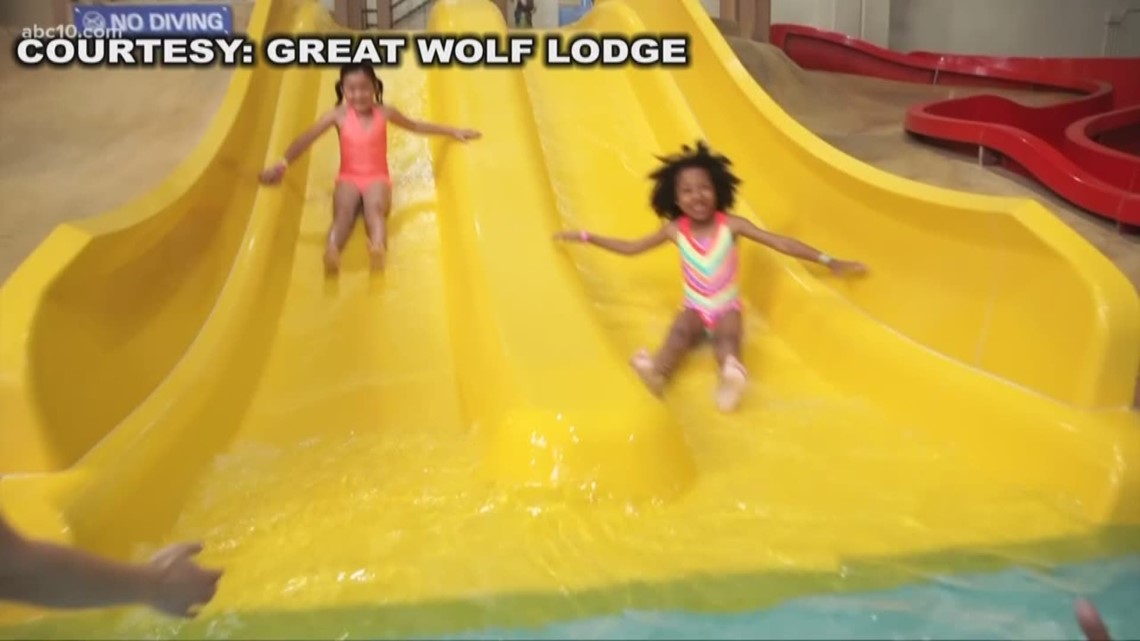 Oakland Gas Prices >> Great Wolf Lodge indoor water park breaks ground in Manteca | abc10.com