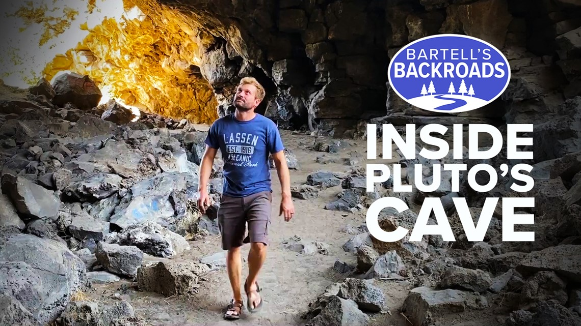Spelunking in the cave of the underworld | A Bartell's Backroads Pit Stop