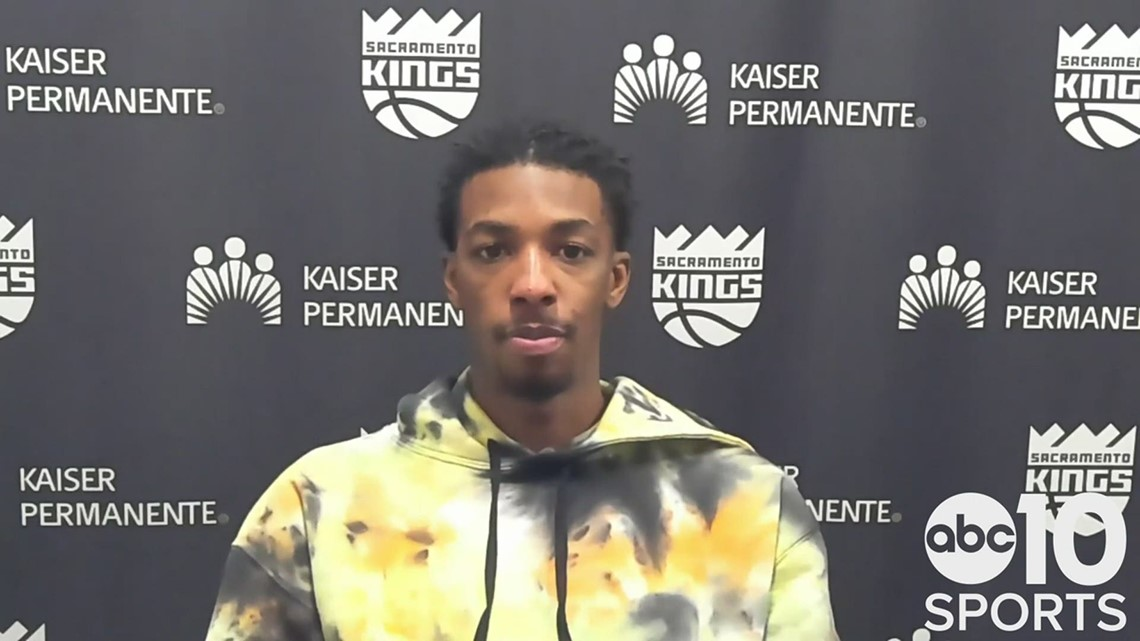 Delon Wright on his Kings winning completing a 4-0 road trip following 104-93 win over Pacers