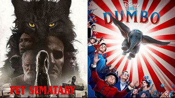 'Pet Sematary' & 'Dumbo' movie reviews & interviews | Extra Butter