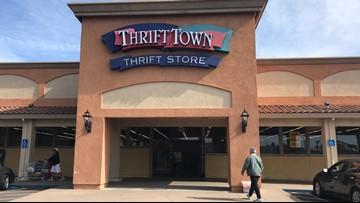 Thrift Town announces closure of two Sacramento-area stores