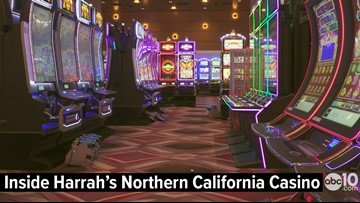 Inside Harrah's Northern California Casino | Sneak peek and tour