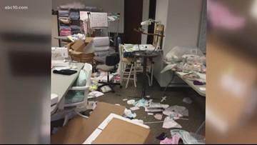 Lodi baby store burglarized less than 2 weeks before Christmas