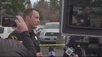 Man dies after officer-involved shooting in South Natomas