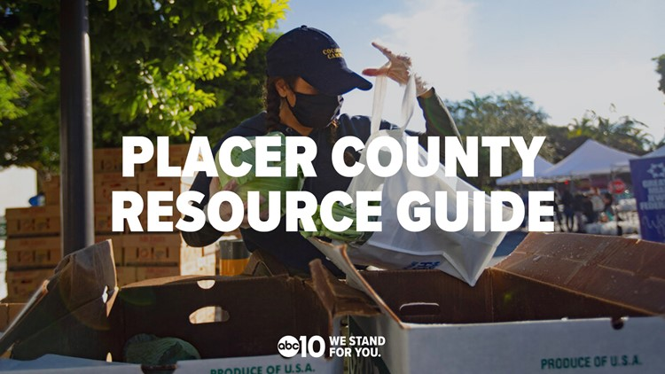 Where to find help in Placer County: A resource guide for struggling individuals and families