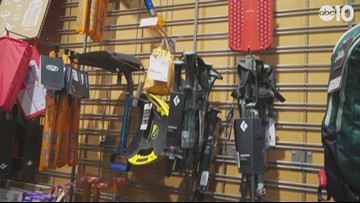 Expert shares tips, tools for avalanche safety